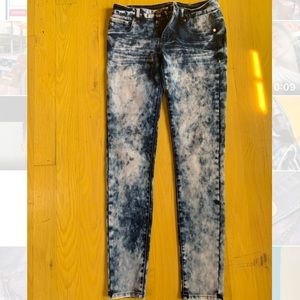 Fire Los Angeles Skinny Jeans